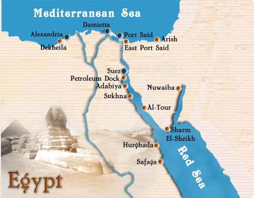 Sea Princess Marine Services *** Egypt